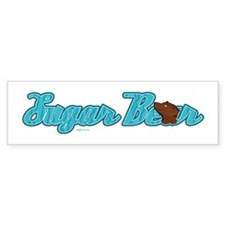 Sugar Bear Bumper Bumper Sticker