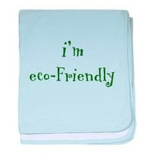 i'm eco-Friendly baby blanket