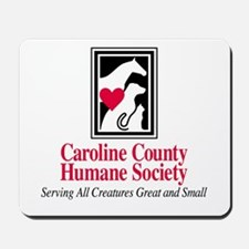 Caroline Co. Humane Soc. Mousepad