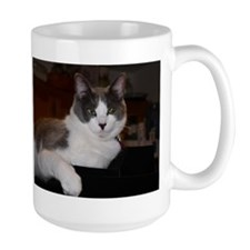 Esqui kitteh Mug