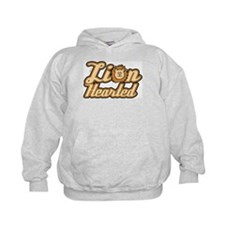 Lion Hearted Hoodie