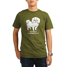 Fire McKinney Dog T-Shirt
