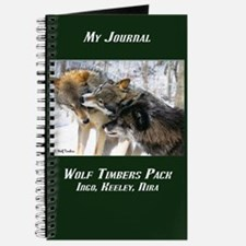 Wolf Timbers Pack Journal