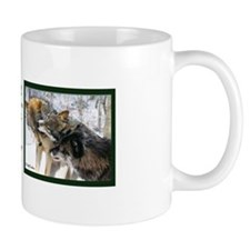 Wolf Timbers Pack Mug