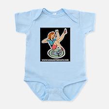 Koala Syndicate Girl Logo Infant Bodysuit