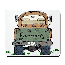 Farm Truck Mousepad