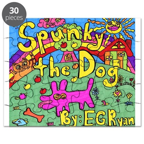 Spunky the Dog Puzzle