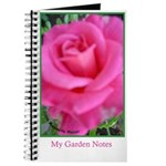First Rose on Deck Journal
