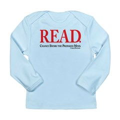 Prepared Minds Long Sleeve Infant T-Shirt