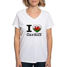 I love Cardiff Shirt