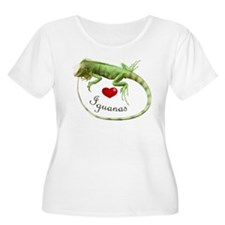 Love Iguanas T-Shirt