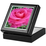 First Rose on Deck Keepsake Box