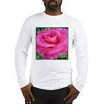 First Rose on Deck Long Sleeve T-Shirt