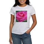 First Rose on Deck Women's T-Shirt