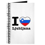 I love Ljubljana Journal