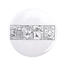 """Outer Space 3 3.5"""" Button (100 pack)"""