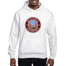 Sedona, AZ - Catherdal Hoodie