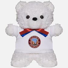 Sedona, AZ - Catherdal Teddy Bear