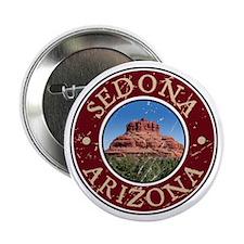 "Sedona, AZ - Bell Rock 2.25"" Button"