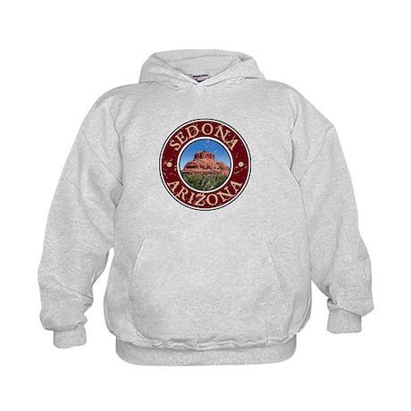 Sedona, AZ - Bell Rock Kids Hoodie