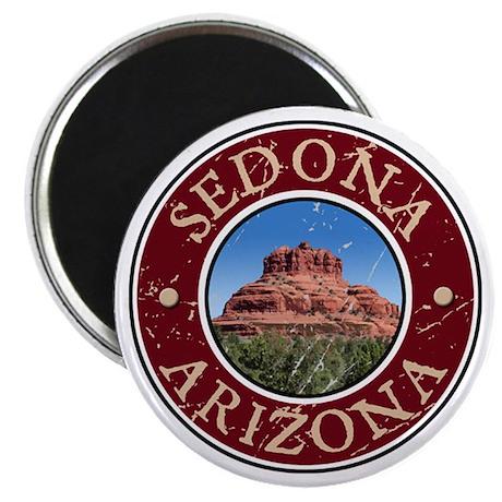Sedona, AZ - Bell Rock Magnet