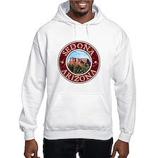 Sedona, AZ - Castle Rock Hoodie