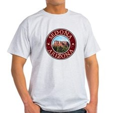 Sedona, AZ - Castle Rock T-Shirt