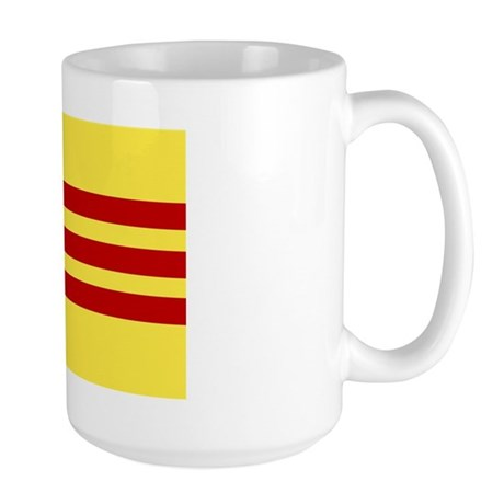 Vietnamese Flag Large Mug