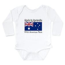 Australian Parts (var) Body Suit