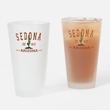 Sedona, AZ - Athletic Drinking Glass
