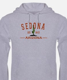 Sedona, AZ - Athletic Jumper Hoody