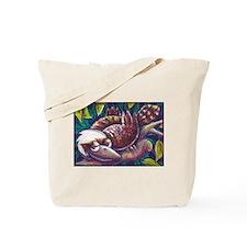 Laughing Kookaburra Tote Bag