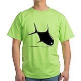 Permit fish Green T-Shirt