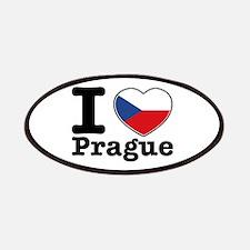 I love Prague Patches