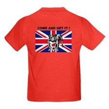 British Football Bulldog T