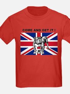 British Football Bulldog T
