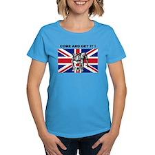 British Football Bulldog Tee