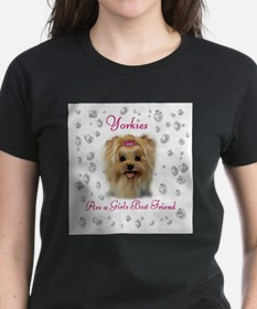 Unique Yorkie items Tee