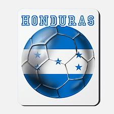 Honduras Soccer Football Mousepad