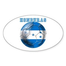 Honduras Soccer Football Decal