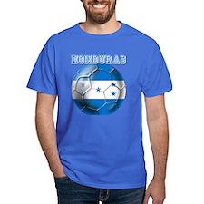 Honduras Soccer Football T-Shirt