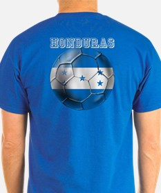 Honduras Soccer Football T-Shirt