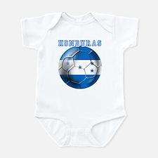 Honduras Soccer Football Infant Bodysuit