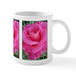 First Rose on Deck Mug