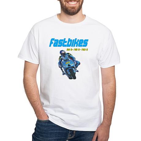 suzuki, rizla, gixer,t-,shirt, fastbikes T-Shirt