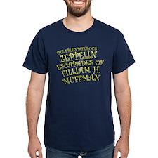 Filliam H. Muffman Black T-Shirt
