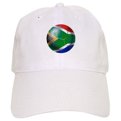 South Africa Soccer Cap