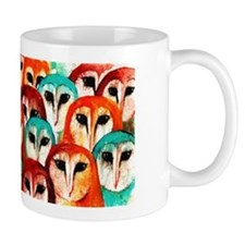 Parliament of Owls ~ Mug