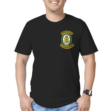 US - NAVY - USS - Green Bay Men's Fitted T-Shirt (