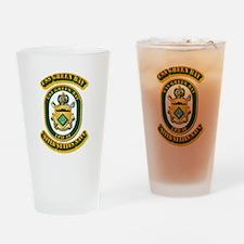US - NAVY - USS - Green Bay Drinking Glass